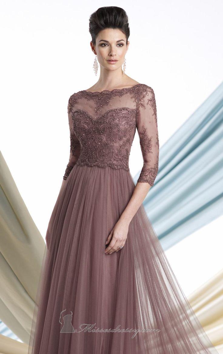Mon Cheri 213980 Vestido - MissesDressy.com