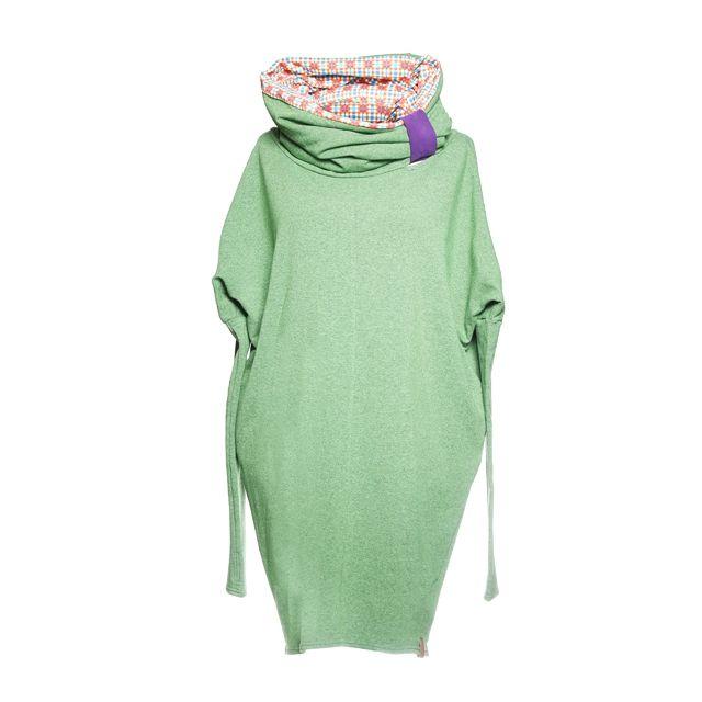 Nubee - Sukienka  -  Komin Prosty