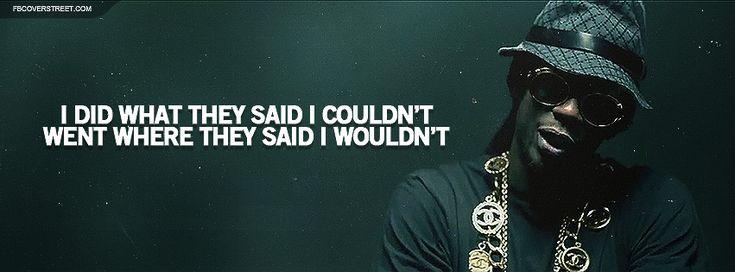 2 Chainz Quotes | Chainz 2 Chainz No Lie Lyrics