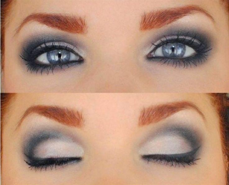 ms de ideas increbles sobre maquillaje de ojos azules en pinterest maquillaje para ojos azules sombra de ojos para ojos azules y tutorial maquillaje