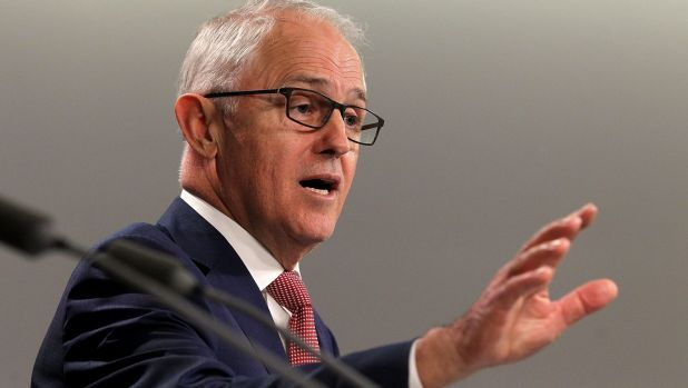 Prime Minister Malcolm Turnbull has pushed the states to increase domestic gas supply.