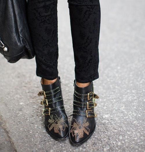 these Chloe boots