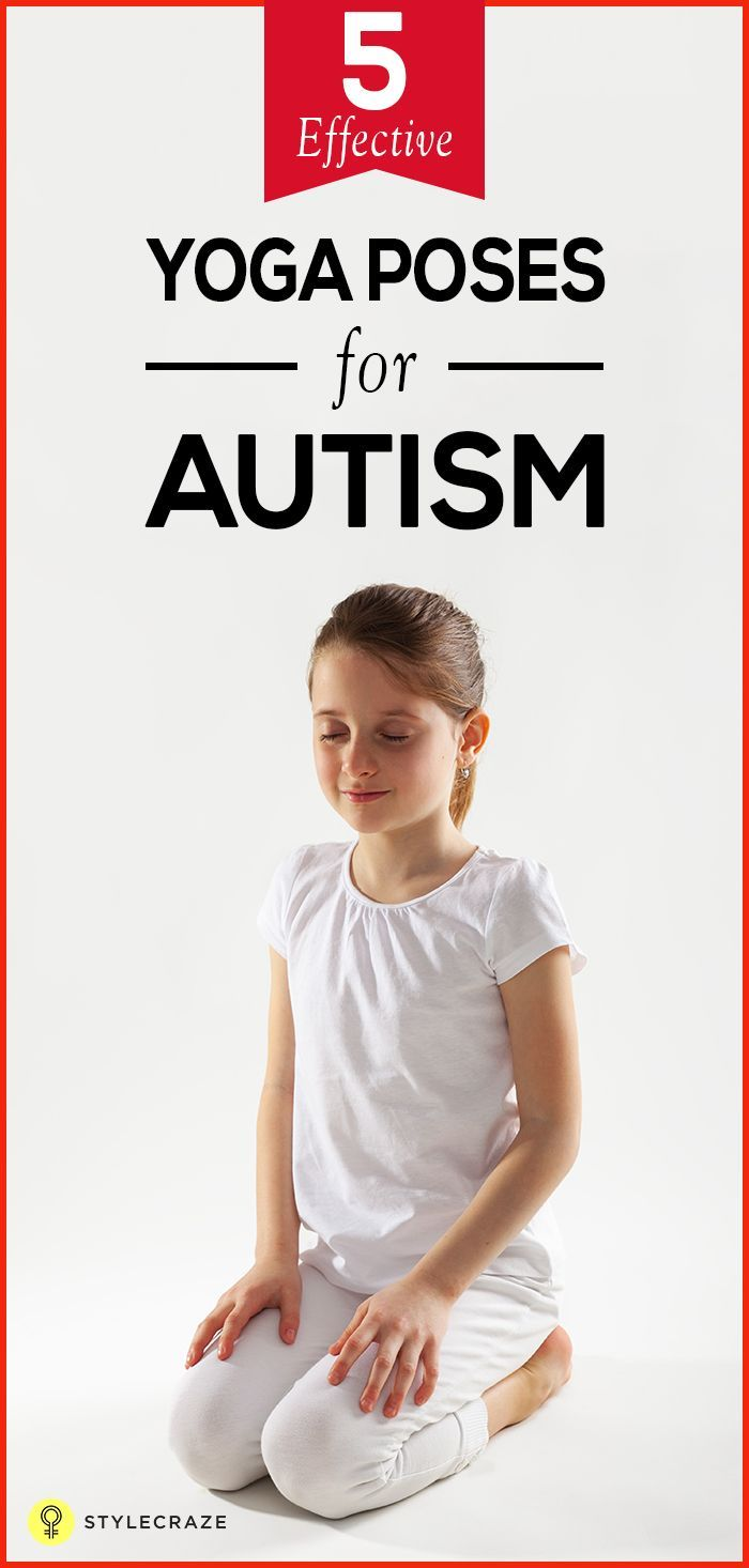 Do you know someone who suffers from autism? The disorder is less about the cause and more about the symptoms. Autistic children struggle to handle their bodies and their immediate environment. Fortunately, yoga can assist the children with their symptoms. Want to know more about yoga and autism? Have a look. #YogaPoses