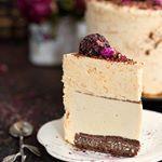 Шоколадно-вишневый торт | HomeBaked