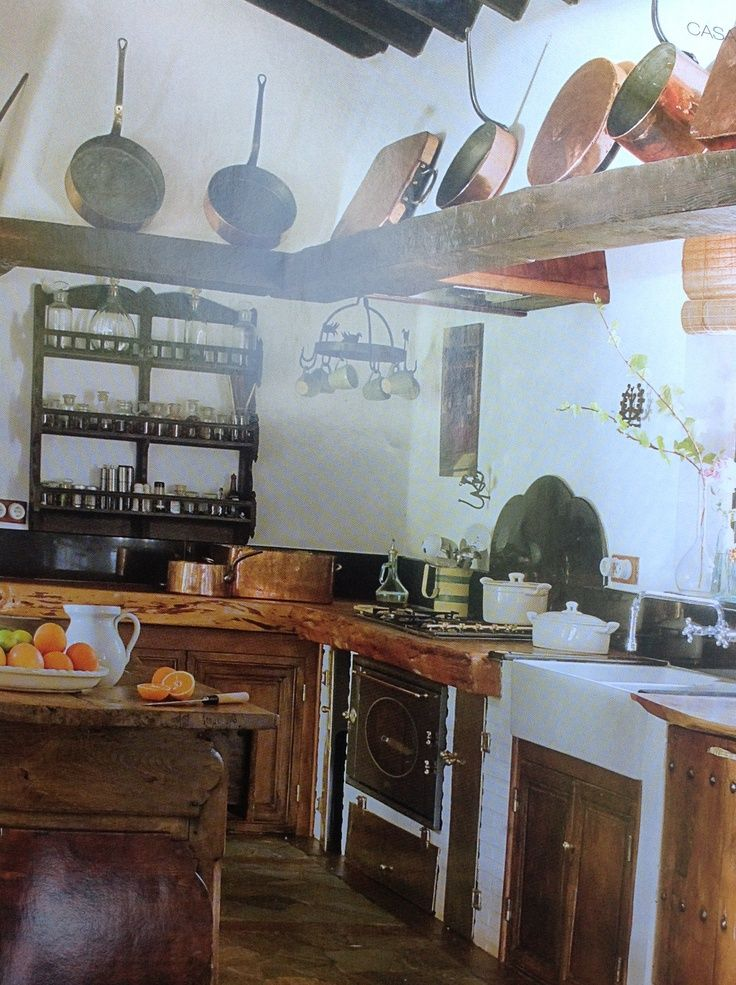 Pin By Serafini Amelia On Really Rustic Kitchen Designs Pinterest