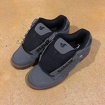 DVS Celsius Size 9.5 US Grey Gum BMX DC Skate Shoes Militia Transom Havoc Heir