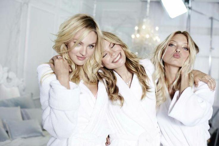 Όταν τα μοντέλα της Victoria's Secret προετοιμάζονται #jennygr