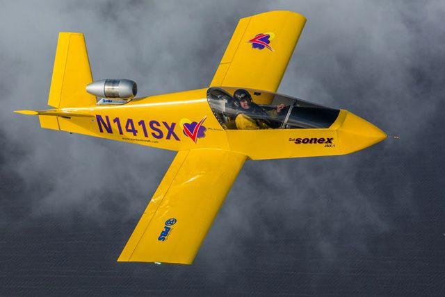 SubSonex JSX-1 Personal Jet Prototype