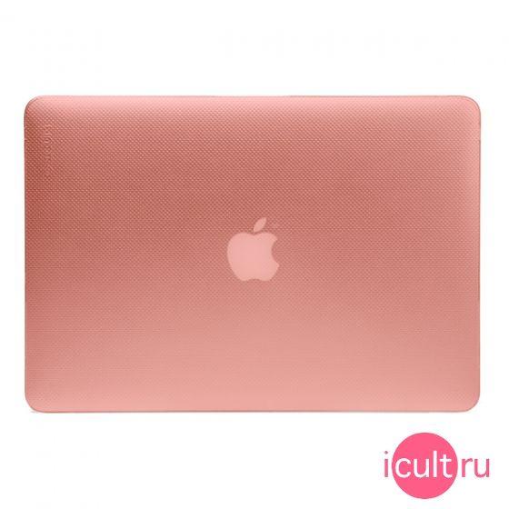 """Чехол Incase Hardshell Case Rose Quartz для MacBook Pro 15"""" Retina светло-розовый CL90054. Пластиковые чехлы для MacBook Pro 15"""" Retina Display. Интернет-магазин iCult.ru"""