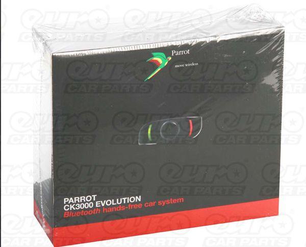Parrot CK3000 Evolution Bluetooth Handsfree Kit