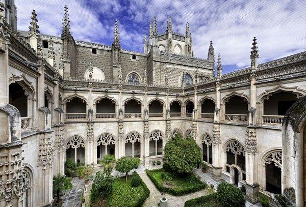 Индивидуальная Экскурсия в Толедо - Индивидуальная экскурсия в Монастырь Сан Хуан де лос Рейес San Juan de los Reyes de Toledo
