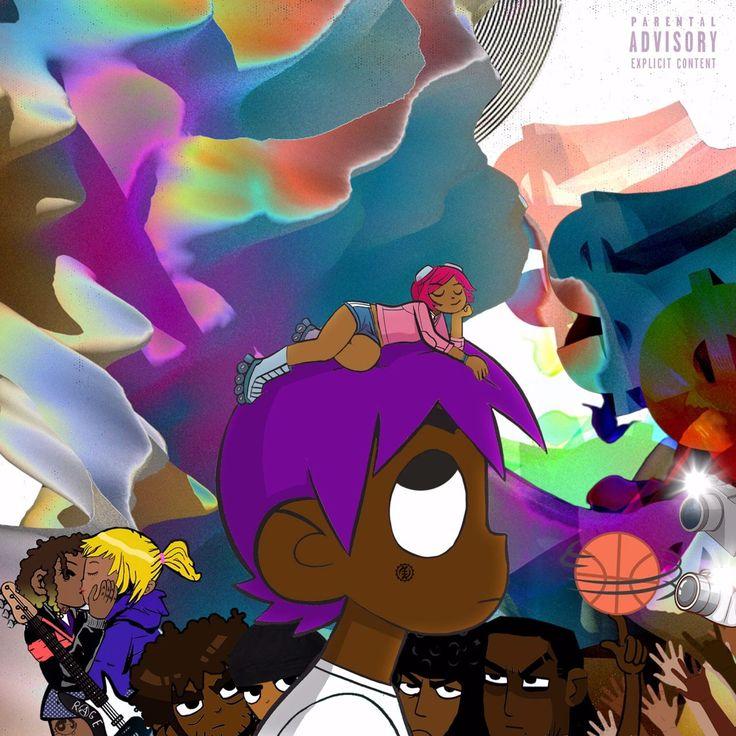 Lil Uzi Vert - Money Longer Album Cover
