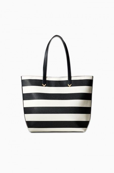 25  best ideas about Black And White Tote Bags on Pinterest ...