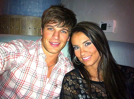 "90210's Matt Lanter and fiancee Angela Stacy have a wedding date ""nailed down"""
