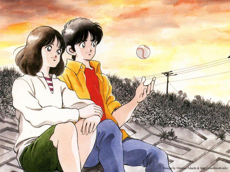Touch by Mitsuru Adachi.