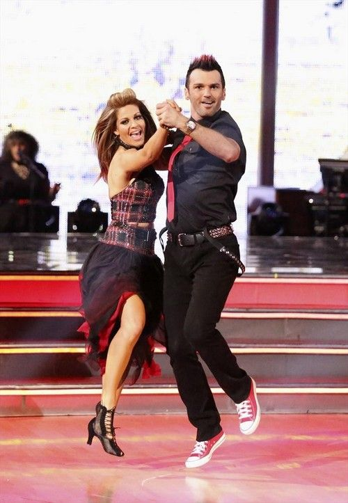 Candace Cameron Bure Dancing With the Stars Samba Video 4/14/14 #DWTS #CandaceCameronBure