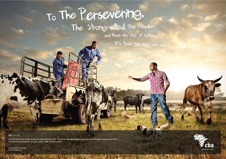 Central Bank of Africa: Persevering | Ads of the World™