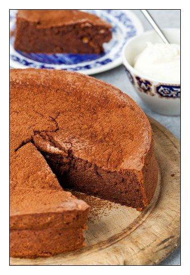 Dairy and Egg Free Cake