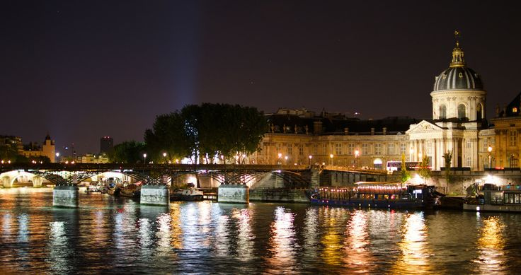 Pont des Arts by Dimitrios Karamitros on 500px