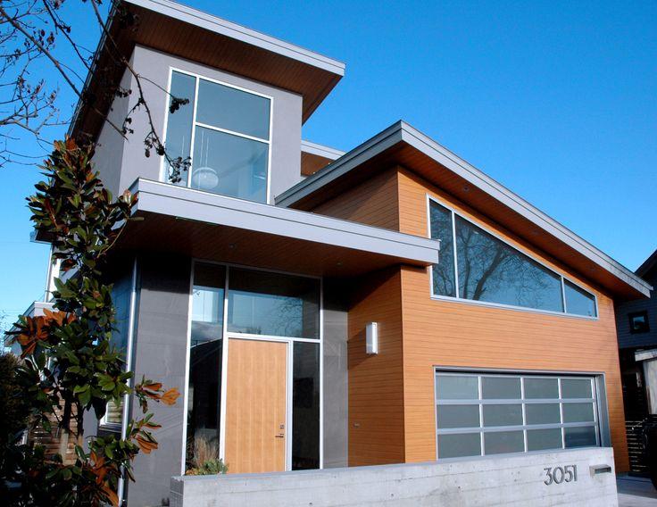10 best Crescent Beach BC West Coast Modern House Design images