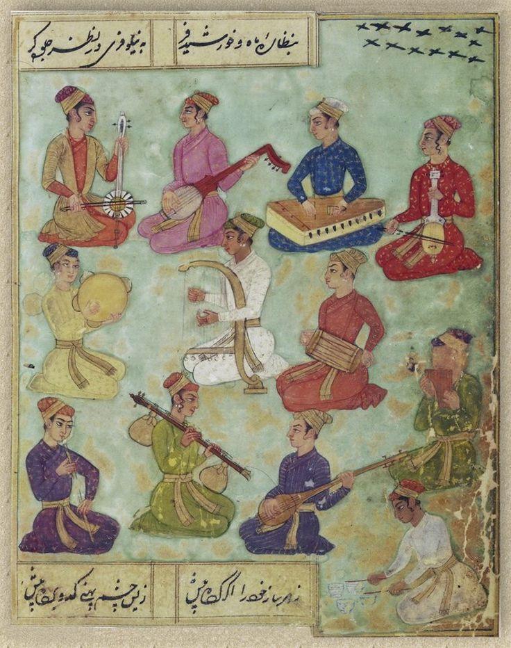Mughal India musical dream-team