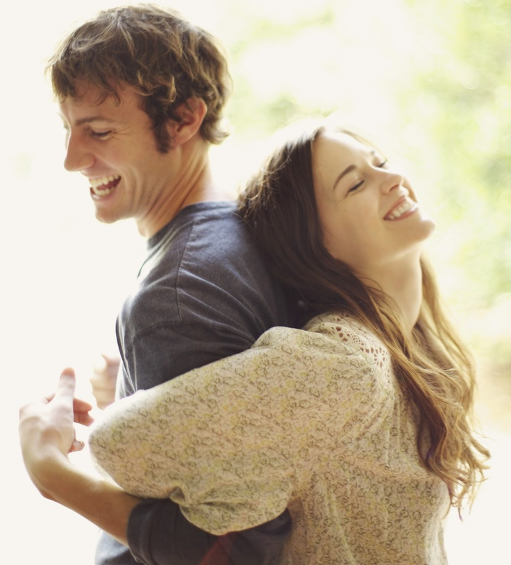 I was surprised by this movie. It was really well done! {Jason Burkey and Rachel Hendrix in 'October Baby'}