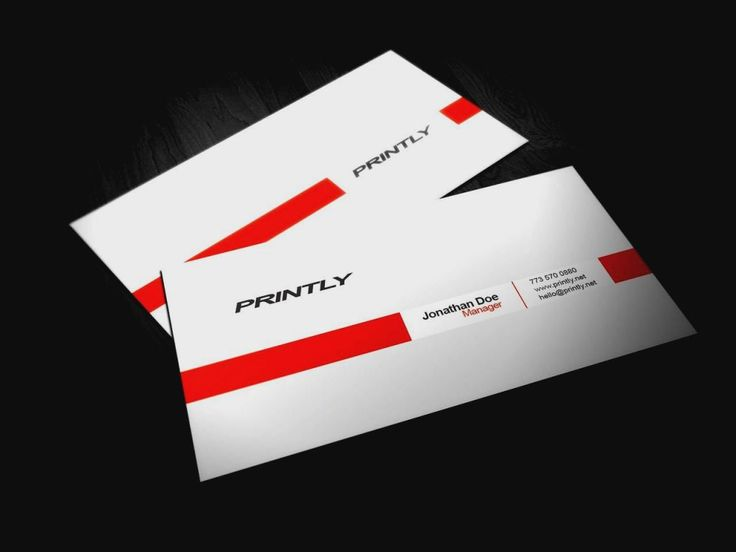 101 best business cards images on pinterest invitation cards business cards templates psd free download cheaphphosting Images