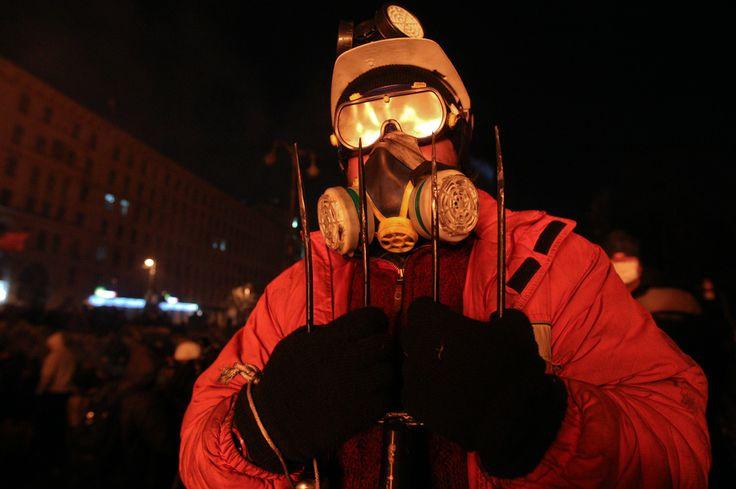 Ukraine: Feuer, Wasser, Sturm | Politik | ZEIT ONLINE