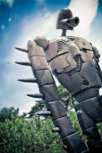 Ghibil Museum, Japan