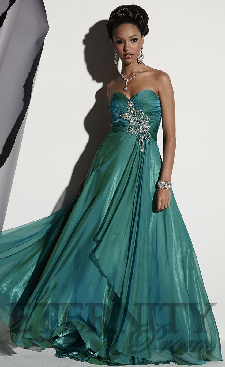 67 best Prestige Prom Collection images on Pinterest   Ball dresses ...
