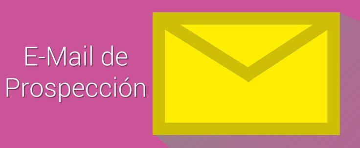 El uso del e-mail de ventas se establece como un método complementario de nuestro proceso de ventas y no como el único canal para hacer prospección.