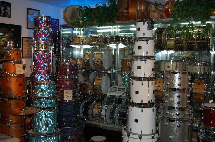 Online drum shop