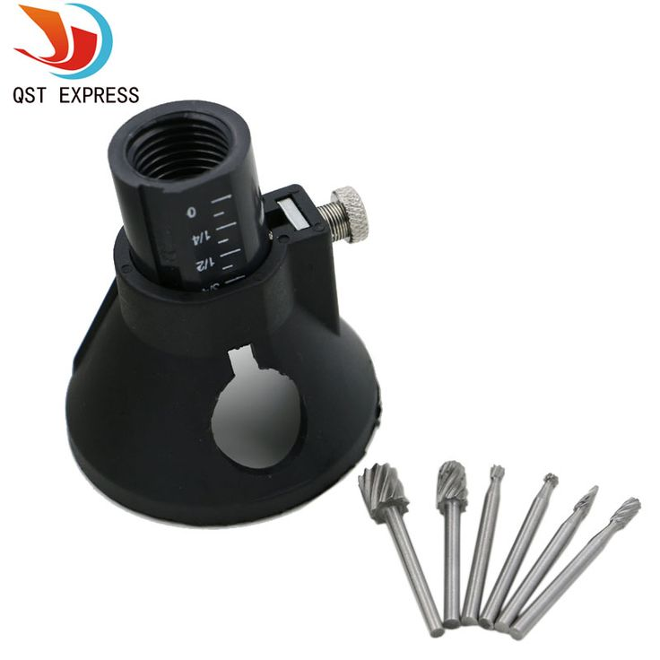 $2.90 (Buy here: https://alitems.com/g/1e8d114494ebda23ff8b16525dc3e8/?i=5&ulp=https%3A%2F%2Fwww.aliexpress.com%2Fitem%2FDREMEL-MultiPro-electric-Drill-s-Special-seat-Dedicated-Locator-Horn-Fixed-Base-6pcs-HSS-Wood-Milling%2F2027585961.html ) High Quality DREMEL MultiPro Drill's Special seat Dedicated Locator Horn Fixed Base 6pcs HSS Wood Milling Burrs Cutter Set for just $2.90