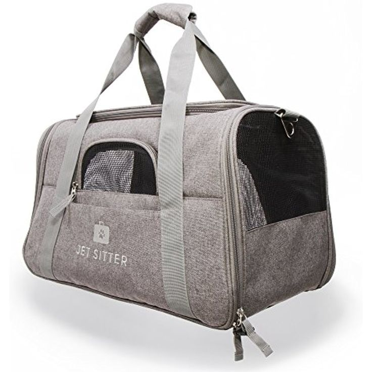 Jet Sitter Super Fly Airline Approved Pet Carrier Bag