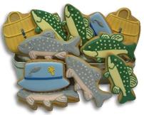fishing cookies - Google Search