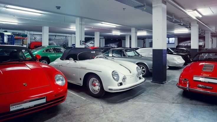 ICYMI: Porsche to offer new 3D-printed parts for classic models