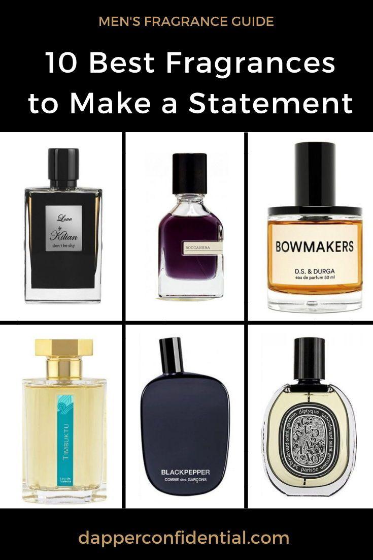 10 Best Statement Scents Dapper Confidential Best Fragrance For Men Best Perfume For Men Best Fragrances