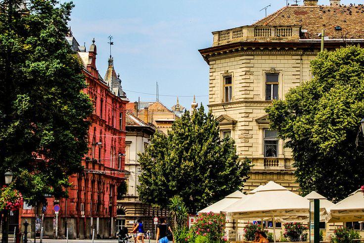Szeged street corner | by Juhasz_Attila