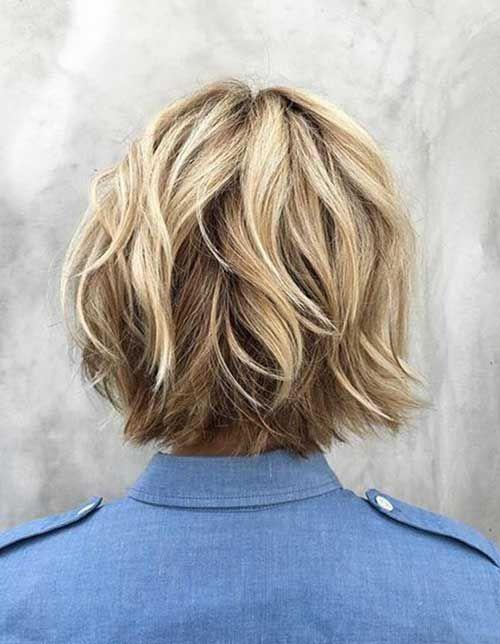 15 Short Choppy Bob   Bob Hairstyles 2015 - Short Hairstyles for Women