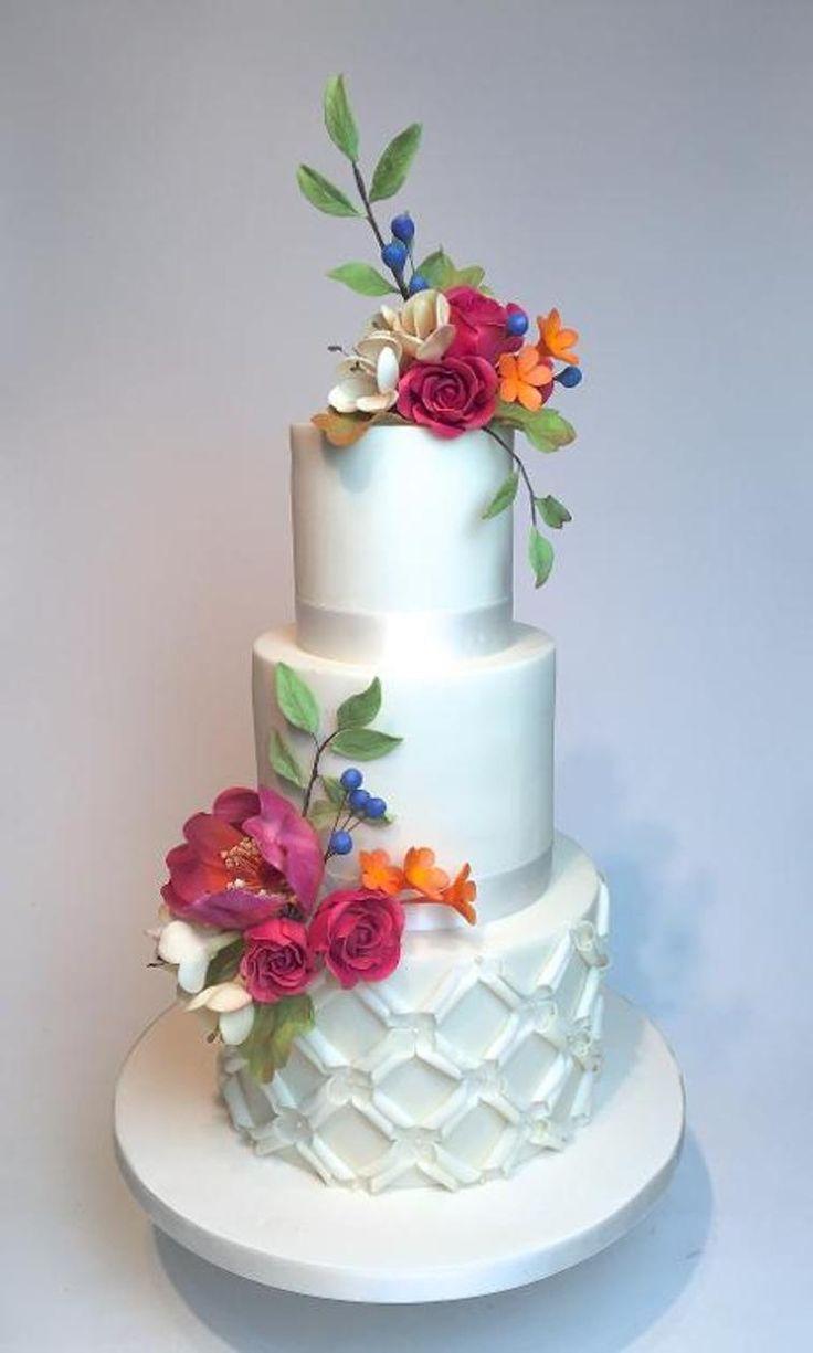 wedding cakes los angeles prices%0A Fall wedding   Craftsy