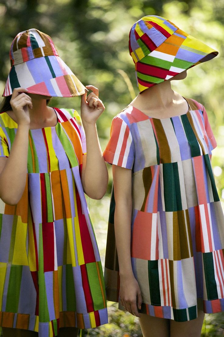 2 | Marimekko -- loveeee the colors , want the hat and dress