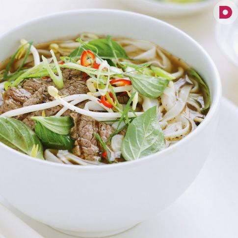 Суп Фо бо, вьетнамская кухня