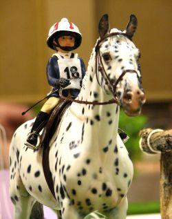 model horse diorama - Google Search
