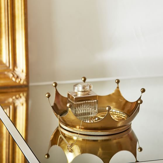 The Emily & Meritt Crown Tray   PBteen