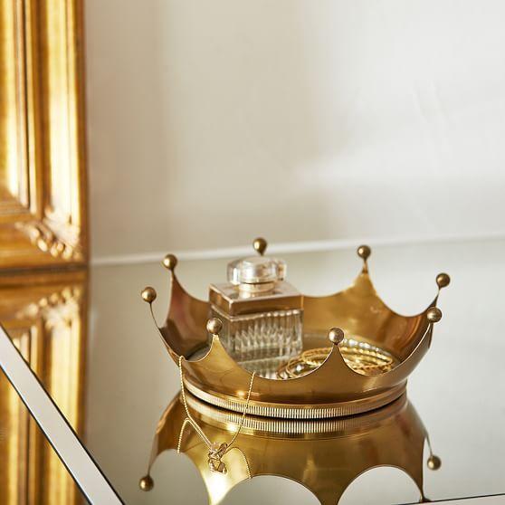 The Emily & Meritt Crown Tray | PBteen