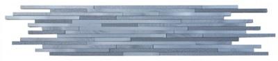 Feature Tile 165906 - Master Bathroom    Mosaic metaluxe ultimate plus nickel - Everstone
