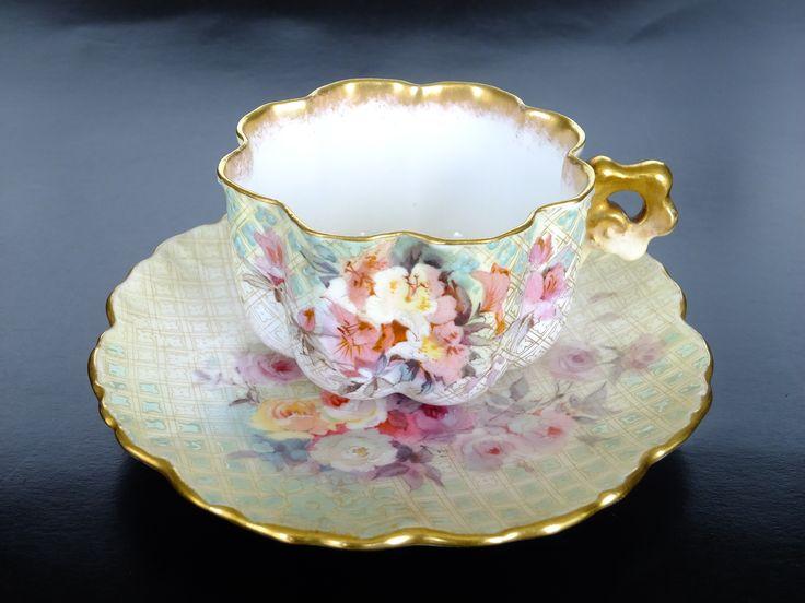 Royal Doulton Burslem late 19 th century & 521 best Vintage Royal Doulton China \u0026 Crystal images on Pinterest ...