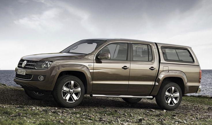 2013 Volkswagen Amarok Pickup Truck Volkswagen to start production