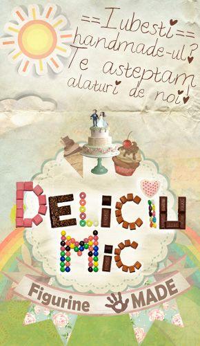 Deliciu Mic loves Handmade