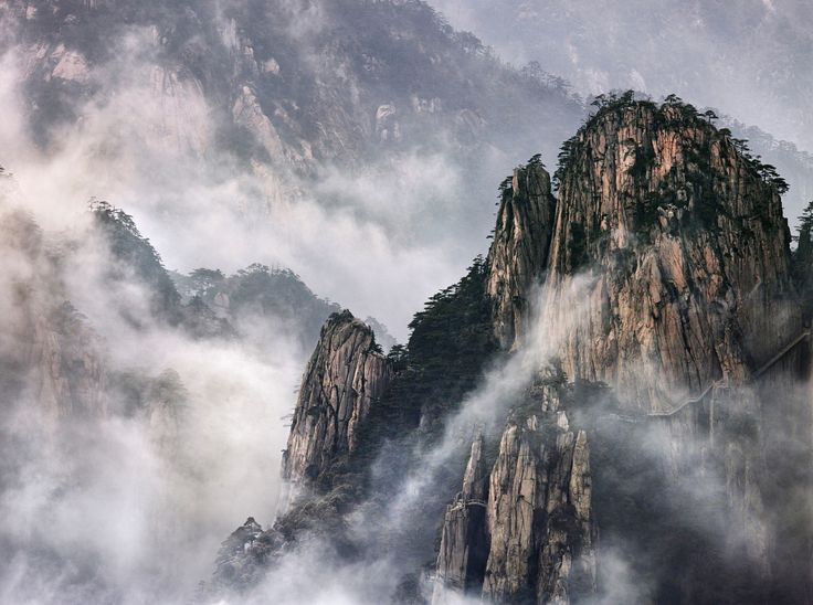 Xiapu Fujian & Yellow Mountain - China Photography workshop by Thierry Bornier
